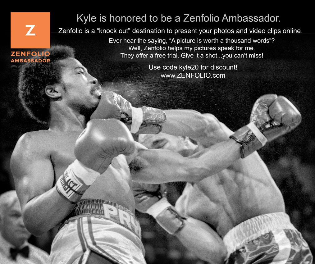 David Liam Kyle - Zenfolio Ambassador